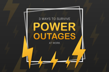 3 ways to survive a power outage in your business