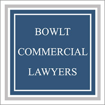 Bowlt Commercial Lawyers